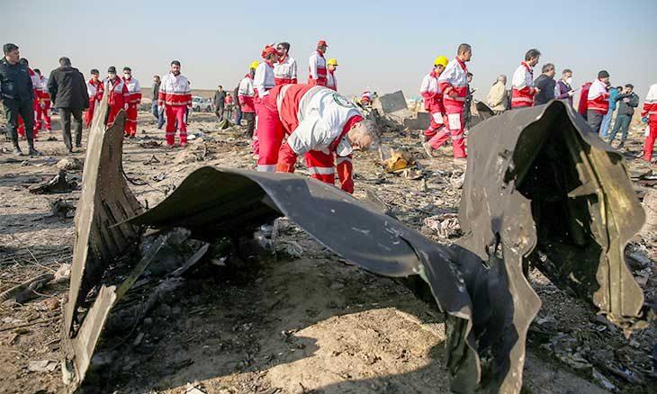 ألغاز مقتل سليماني والرد الإيراني والطائرة الأوكرانية