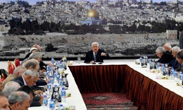 اللجنة المركزية لفتح: لا انتخابات دون مشاركة القدس والمستوطنات غير شرعية وصفقة القرن تخالف القانون الدولي