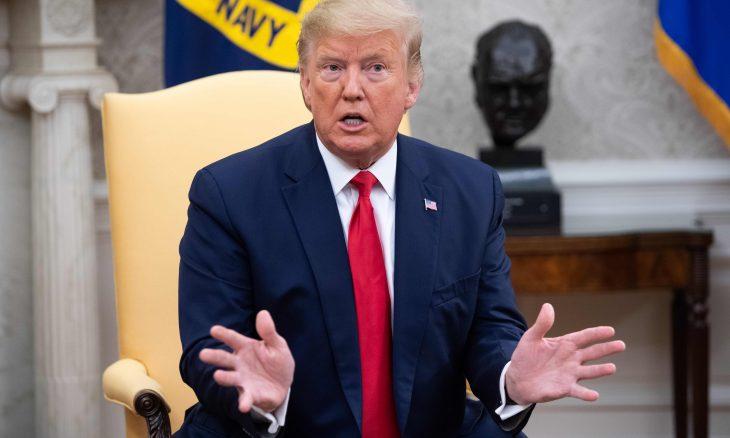 """ترامب يتراجع عن تهديده باستهداف المواقع الثقافية الإيرانية ويؤكد """"الالتزام بالقانون الدولي""""- (فيديو) Tr-2-730x438"""