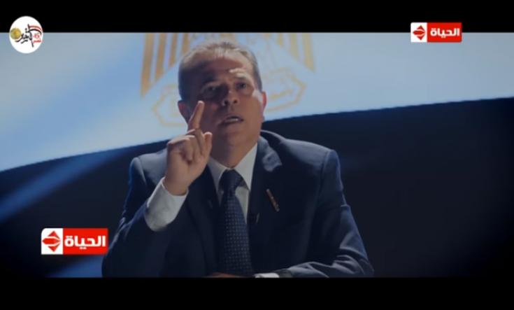 إنهاء مأمورية توفيق عكاشة: لا تسأل لماذا سرحوه؟!   القدس العربي