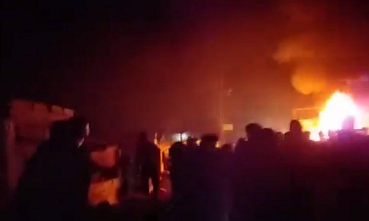 قتلى وجرحى في انفجار بريف الرقة الشمالي بسوريا ـ (فيديو)