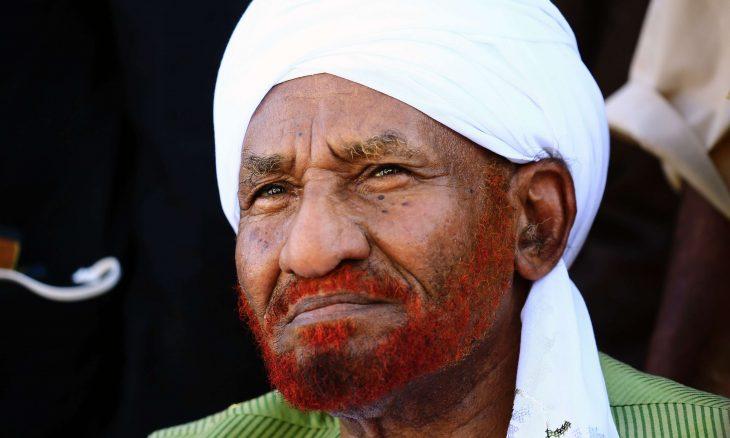 الصادق المهدي:من يقول إن التطبيع مع إسرائيل يحقق مصالح السودان فهو واهم