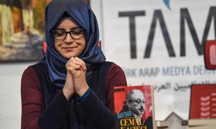 خديجة جنكيز عدم معاقبة السعودية على جريمة خاشقجي شجعها على القيام بما يحلو لها القدس العربي