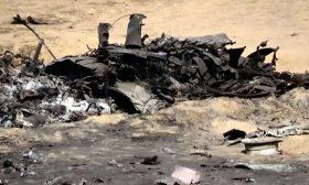 الغموض يلف مصير طاقم المقاتلة السعودية التي سقطت في اليمن – (صور)