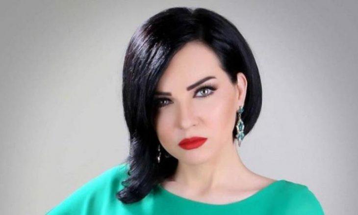 صفاء سلطان تكشف حقيقة مرضها الخطير   القدس العربي