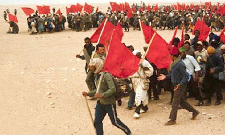 """""""سي أي إيه"""" ترفع السرية عن وثائق حساسة حول الصحراء الغربية منها كيف نسق الملكان خوان كارلوس والحسن الثاني المسيرة الخضراء"""