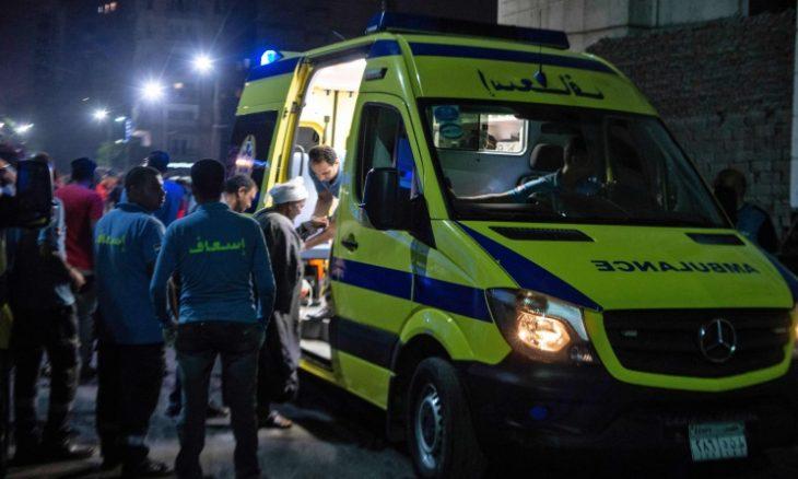 """مصرع شابين مصريين في حادث سير خلال بث مباشر على """"فيسبوك"""""""