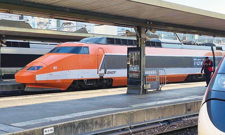 القطار «باتريك» يودع ركابه بعد41 عاماً من الرحلات فائقة السرعة