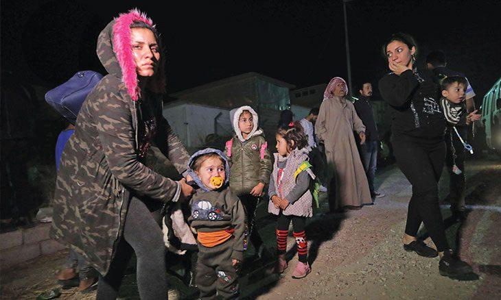 أفق مغلق ومستقبل مجهول… اللاجئون العراقيون في الجمهورية التركية