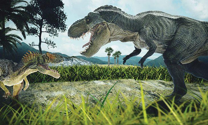 """علماء يكتشفون عضواً جديداً في عائلة """"التيرانوصور"""""""