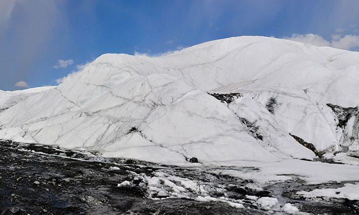 ارتفاع درجات الحرارة بين العصرين الجليديين تسببت بارتفاع منسوب مياه البحر