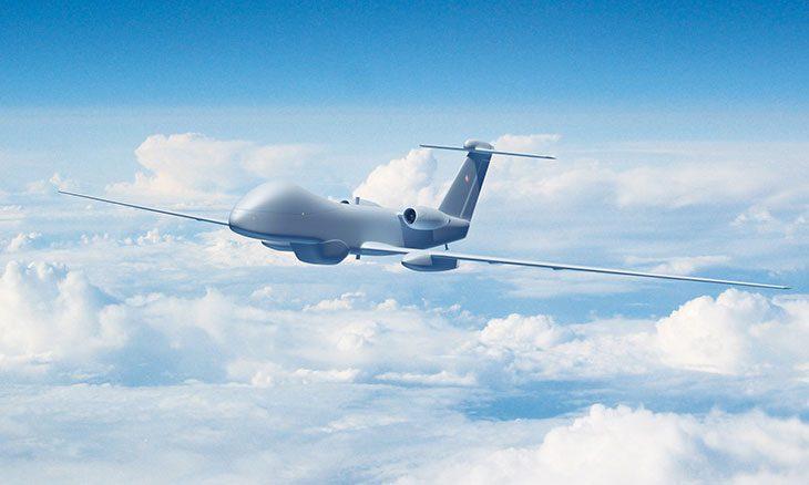 """تكنولوجيات تخف جديدة في طائرة مسيّرة من شركة """"إيرباص"""""""