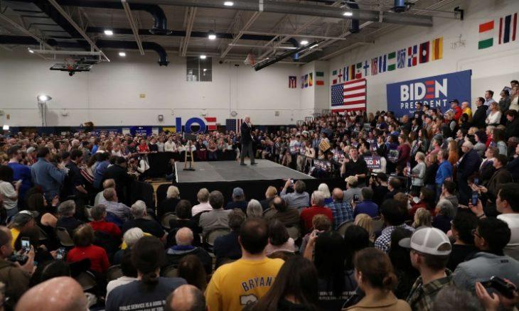 الديموقراطيون يدلون اليوم بأصواتهم لاختيار مرشح رئاسي منافس لترامب