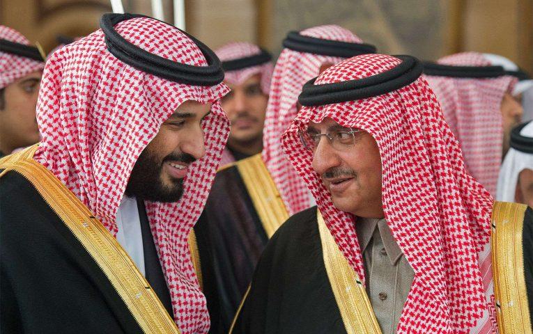"""موقع بريطاني: بن سلمان يعتقل 20 أميرًا على الأقل في السعودية وحديث عن """"انقلاب"""" و""""خيانة""""  منذ 6 ساعات موقع بريطاني: بن س 20200307135422afpp-afp_1po6q4.h-e1583590660890"""