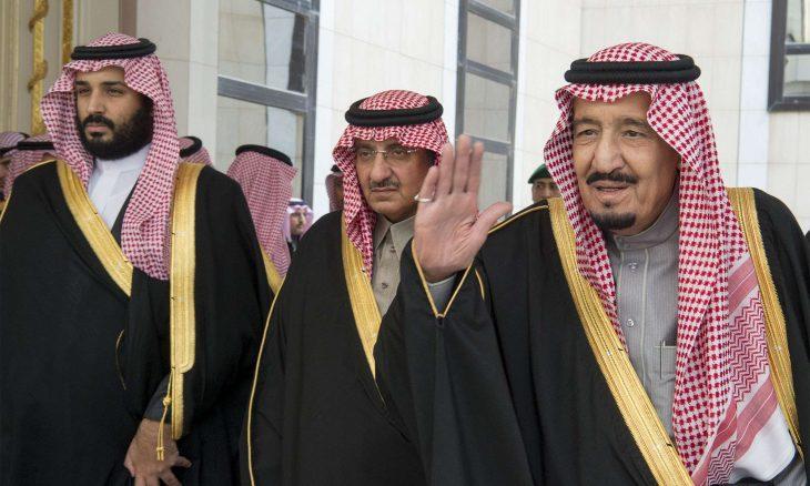 """موقع بريطاني: بن سلمان يعتقل 20 أميرًا على الأقل في السعودية وحديث عن """"انقلاب"""" و""""خيانة""""  منذ 6 ساعات موقع بريطاني: بن س 20200307135422afpp-afp_1po6q5.h-730x438"""