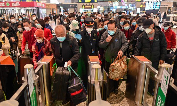 الصين تسجل 54 إصابة جديدة بكورونا جميعها لوافدين من الخارج