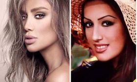 """حمى التجميل تصيب """"مايا دياب"""" وأصبح من الصعب التعرف عليها-(صور)"""