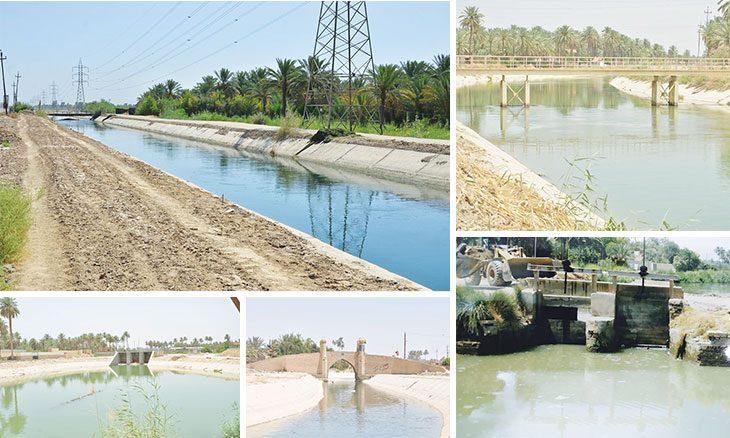 نهر الحسينية أو النهر السليماني حتى لا تموت مدينة كربلاء من العطش القدس العربي