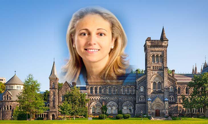 جامعة تورنتو تمنح باحثة فلسطينية من عكا درجة الأستاذية الكاملة