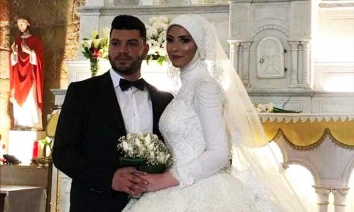 مسيحي وشيعية من الجنوب اللبناني يكسران الحواجز الدينية… و«طوارئ» كورونا