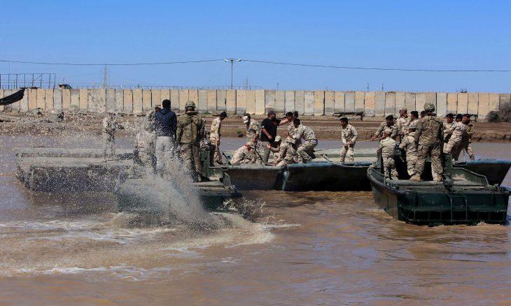 ما بين التموضع العسكري الأمريكي وتموضع النظام في العراق