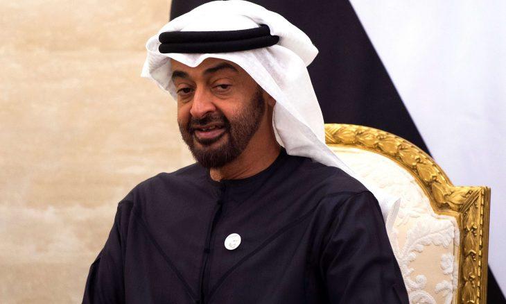 ترامب يدعو بن زايد لاتخاذ خطوات تجاه حل الأزمة مع قطر