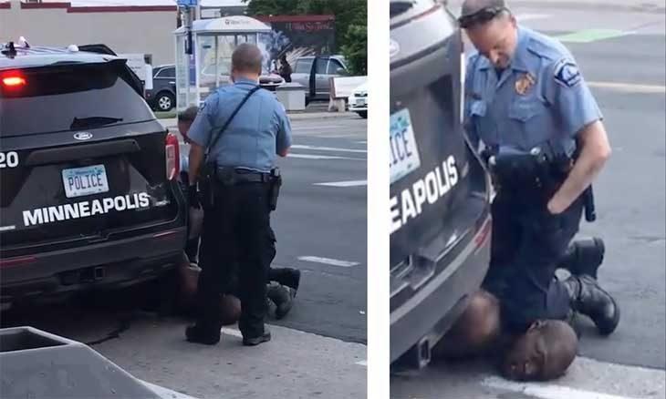 """""""لا أستطيع التنفس""""..  الشرطة تقتل 10 آلاف من الأمريكيين السود سنوياً"""