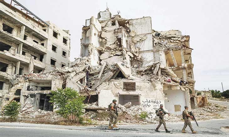 سوريا: بعد تعيين مندوب سام… بوتين يوجه بسيطرة الجيش الروسي على مساحات برية وبحرية