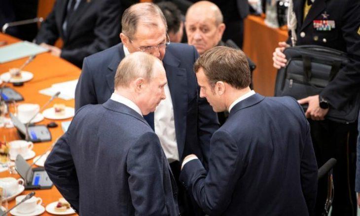 لوفيغارو: هل يغير التدخل الروسي المتزايد في ليبيا موقف باريس؟