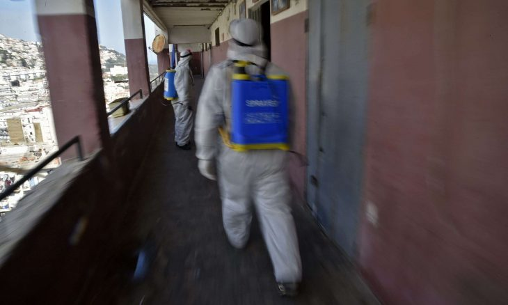 كورونا.. 8 وفيات بالجزائر وإصابتان بالأردن