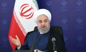 روحاني: إيران سترد إذا سببت أمريكا أي متاعب للناقلات المتجهة إلى فنزويلا