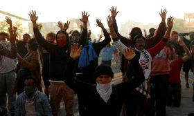 تواصل الاحتجاجات في مينيابوليس رغم حظر التجول