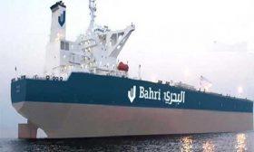 ذراع الشحن التابعة لأرامكو السعودية تعلق طلبات لناقلات غاز مسال