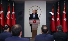 """مشيرا إلى """"بؤر عداء بالخليج"""".. أردوغان: من عجزوا أمام تركيا في ليبيا وسوريا يحاولون ضرب اقتصادها"""