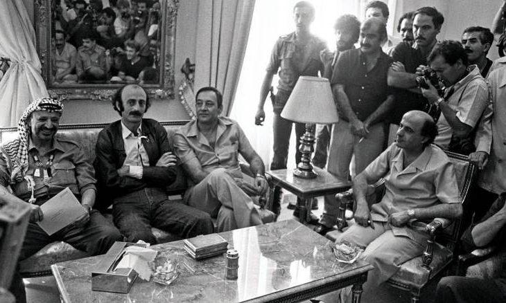 منظمة العمل الشيوعي تنعي قائدها محسن ابراهيم