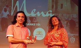 """مهرجان """"مينا"""" السينمائي في لاهاي يتحدى جائحة كورونا"""