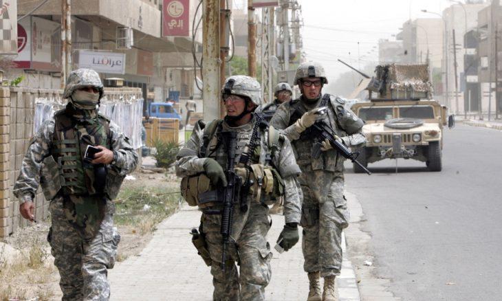 الجنرال كينيث ماكنزي يتوقع بقاء عدد محدود من القوات الأمريكية في العراق