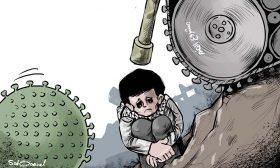 فلسطين بين الضم والفايروس