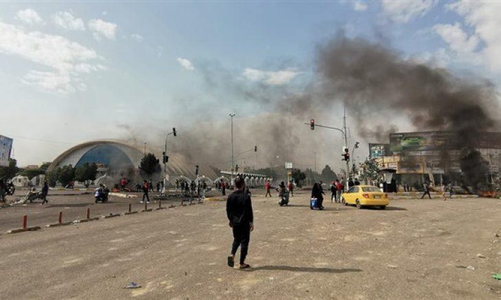 """العراق.. انفجاران داخل قاعدة جوية في """"صلاح الدين"""""""