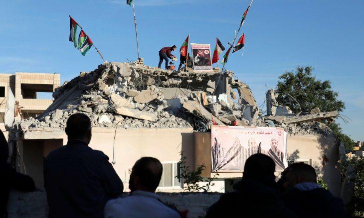 الأمم المتحدة ترصد 21 عملية هدم نفذها الاحتلال الإسرائيلي ضد منازل فلسطينية