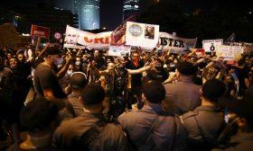 الآلاف يتظاهرون في إسرائيل احتجاجا على تعامل الحكومة مع التداعيات الاقتصادية لأزمة كورونا