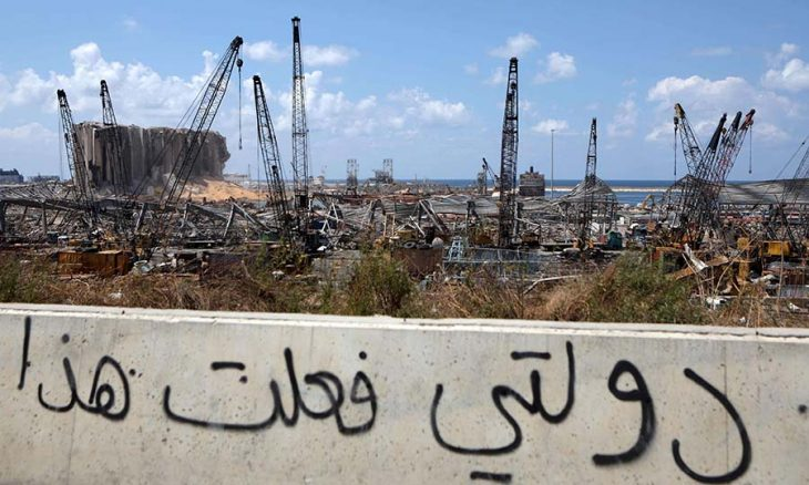 نعم لبنان ليس وحيدا… إنه عنوان فشل عربي مزمن