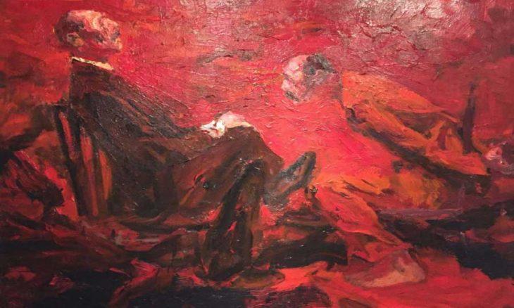 أعمال التشكيلي سيروان باران: التعبيرية الحديثة وسرد مآسي العراق