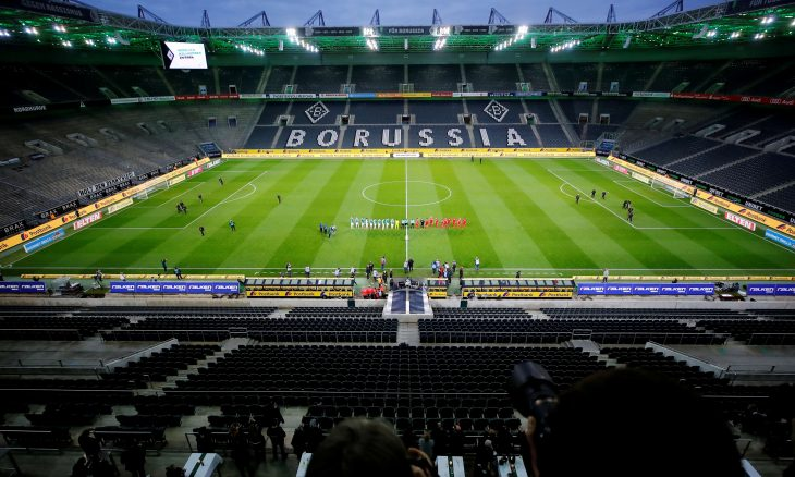 الأندية الألمانية توافق على معايير مؤقتة لعودة الجماهير للمدرجات