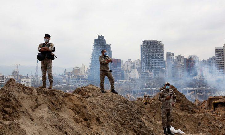 صحافي إسرائيلي- أمريكي يتهم تل أبيب بالتورط في انفجار بيروت