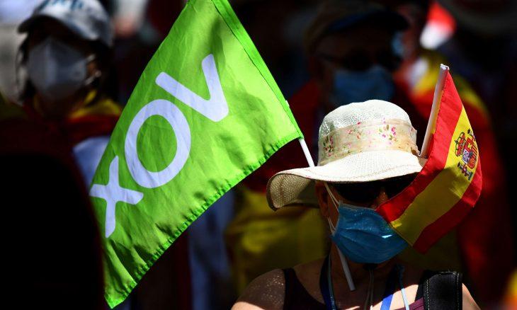 """""""فوكس"""" اليميني المتطرف يطالب حكومة إسبانيا برفع ميزانية الدفاع للاحتياط من التسلح المغربي والجزائري"""