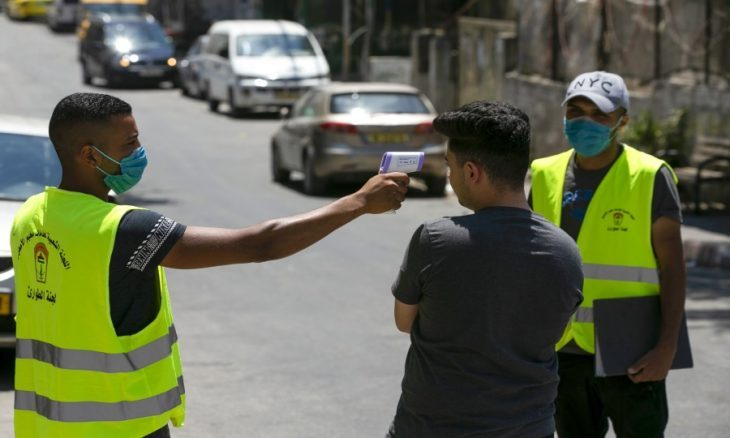 تسجيل 426 إصابة جديدة بكورونا و6 وفيات بين الفلسطينيين