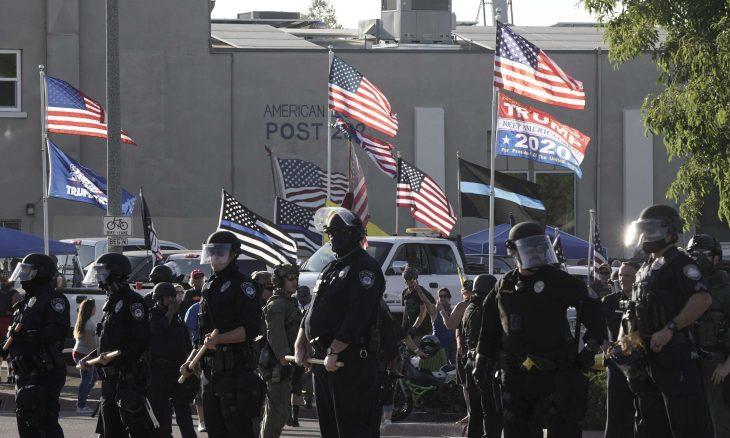 العفو الدولية تتهم الشرطة الأمريكية بارتكاب انتهاكات حقوقية واسعة النطاق