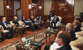 السراج: أي وقف لإطلاق النار في ليبيا يجب أن يضمن عدم وقوع عدوان جديد