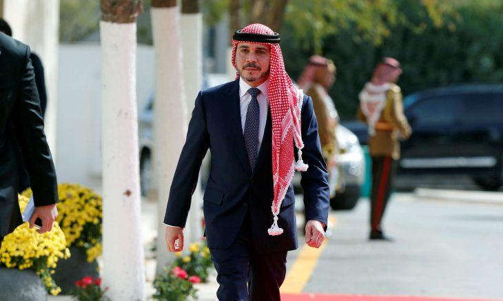 الامير علي بن الحسين الامارات